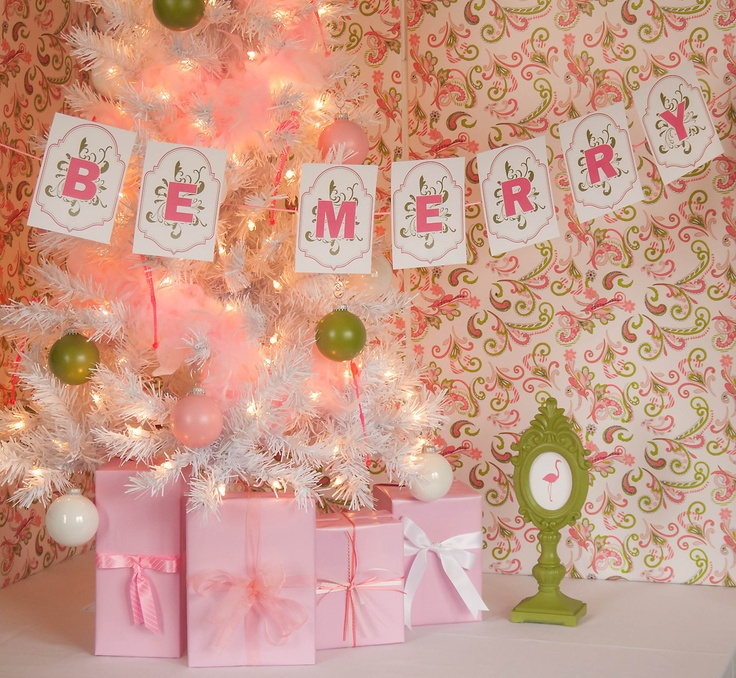 12 best Flamingo Party - Pretty Pink Christmas images on Pinterest ...