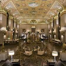 Afternoon Tea at The Palmer House - Chicago, Il - Lobby 2011