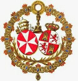 Escudo de la Hermandad  de la Amargura
