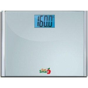 Eatsmart Precision Plus Digital Bathroom Scale with Ultra Wide ...