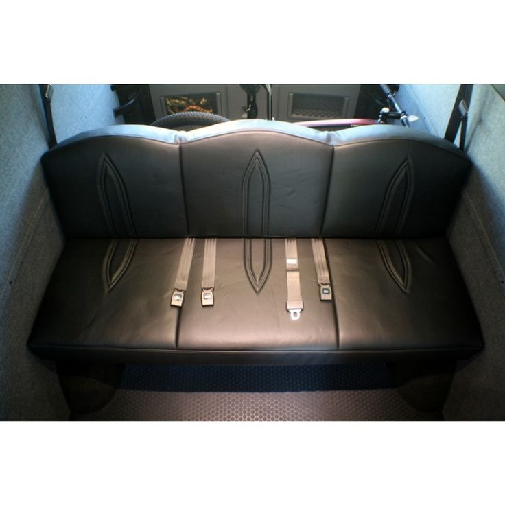 "Sprinter Camper Van >> Floor Mount Jackknife Sofa/Sleeper 68"" Sprinter Van ..."