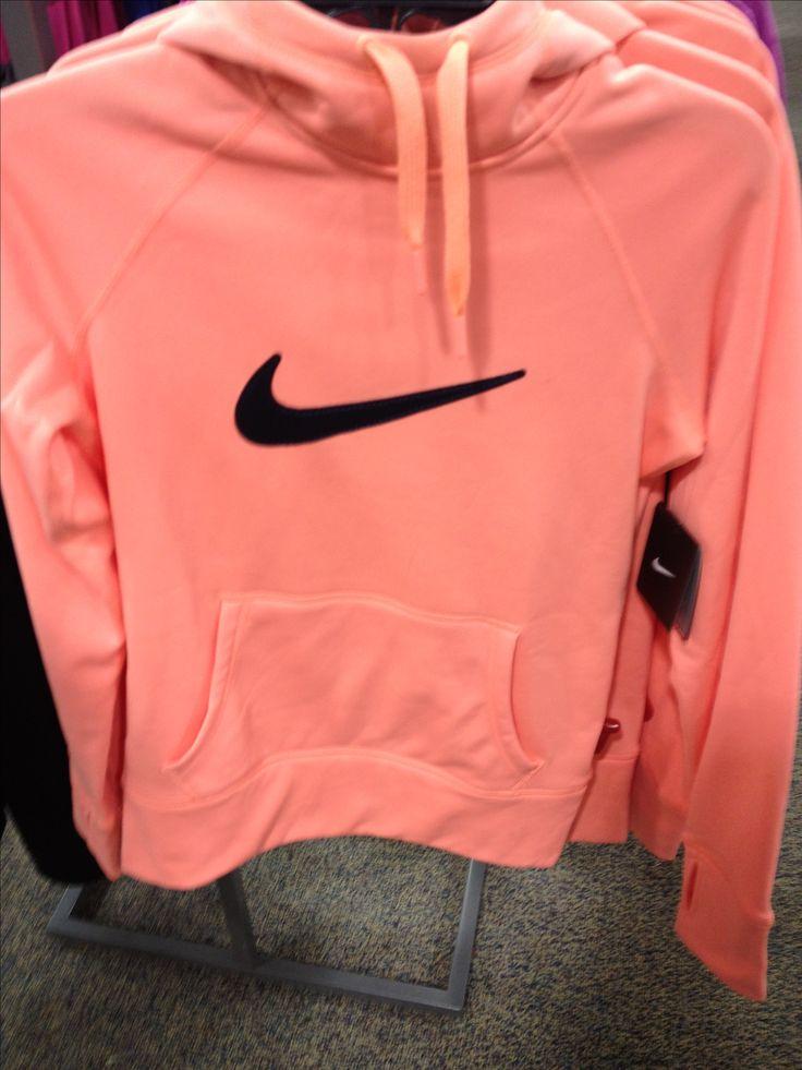 Nike hoodie. So comfy!