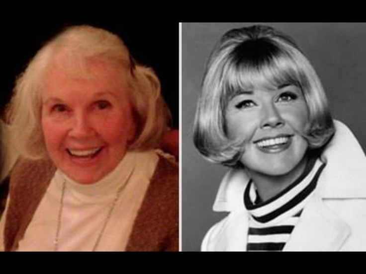 Doris Day, love the 2 photo's of her.