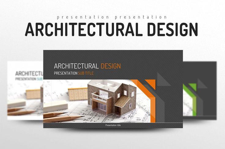 Architectural Design by Good Pello on @creativemarket