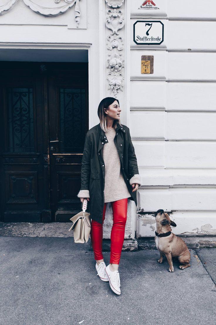 die besten 25 rote lederhose ideen auf pinterest lederjeans prada sonnenbrille und rotes leder. Black Bedroom Furniture Sets. Home Design Ideas
