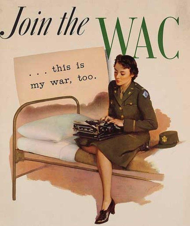 Womens Army Corp - WAC