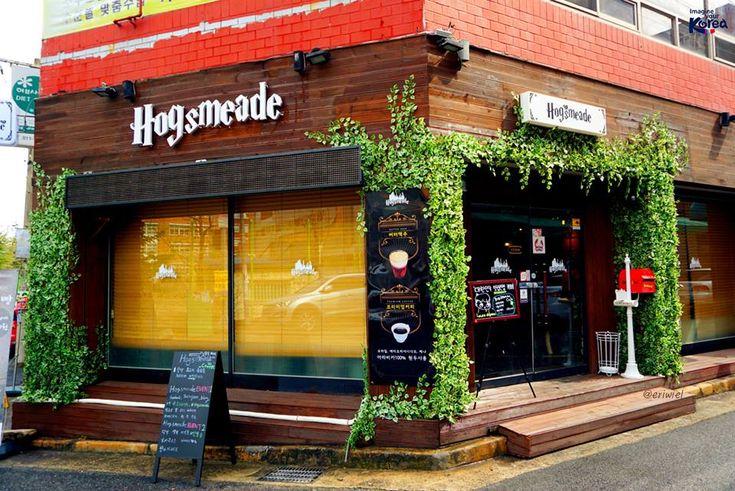 Hogsmeade – Café temático do Harry Potter na Coreia do Sul