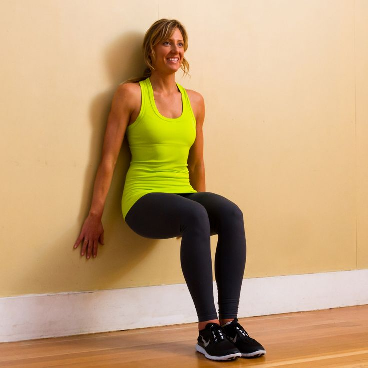 Poster Workout: A 7-Minute HIIT Circuit