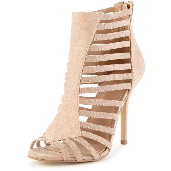 Myleene Klass Selby Strappy Heeled Gladiator Sandal&Nbsp; (£32) ❤ liked on Polyvore featuring shoes, sandals, strappy heel sandals, strap heel sandals, gladiator sandals, peep toe shoes and peep-toe shoes