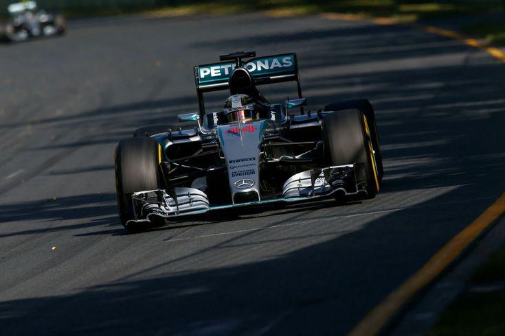 2015 Formula 1 race winners - gallery