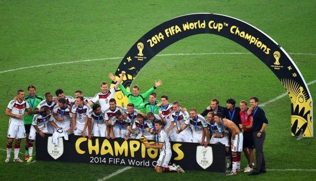 Berita Bola Jerman Juara Piala Dunia 2014 http://prediksiskorbolajitu.com/