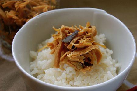 生姜ピリピリ高野の佃煮
