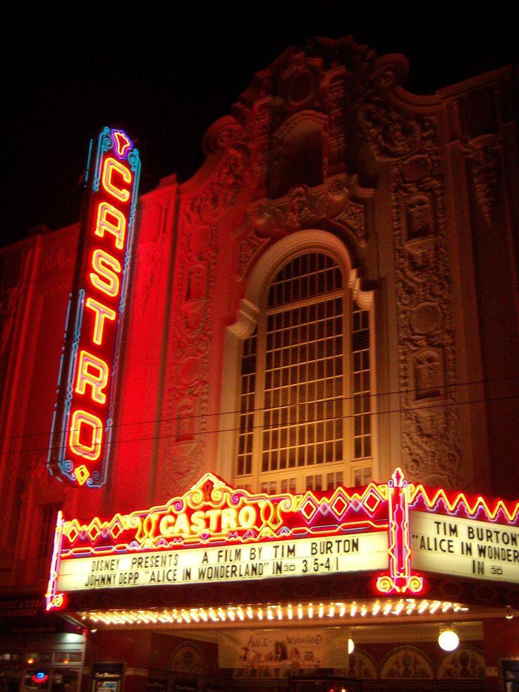 Castro Theater..San Francisco