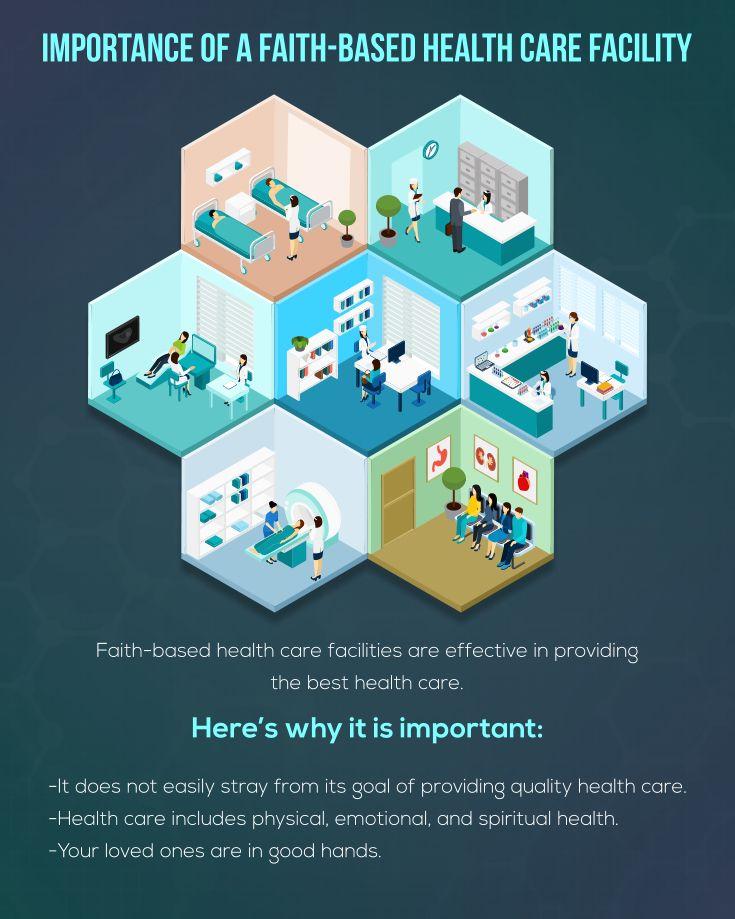 Importance of a Faith-based Healthcare Facility #healthcare