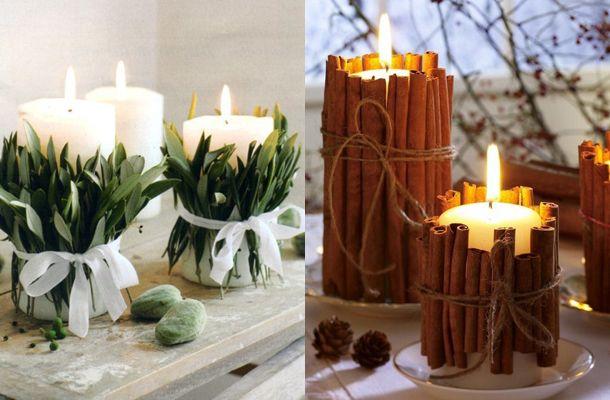 Den dunklen Herbstabenden kommen! Erstellen Sie selbst die besten Kerzenhalter -  auf Spaaz.de.