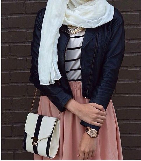 How to get hijab trendy looks…