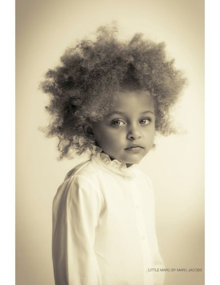 afros & crazy sticky-outie kid's hair are TWO of my favorite things all on one little beauty!!!