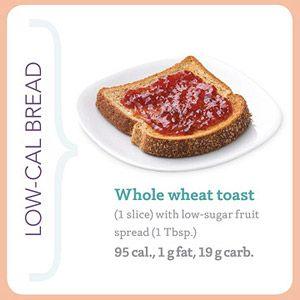 Low-Calorie Bread