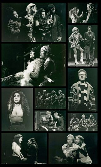Rent Original Broadway Cast -- so much love. Wish I could have seen them back then.