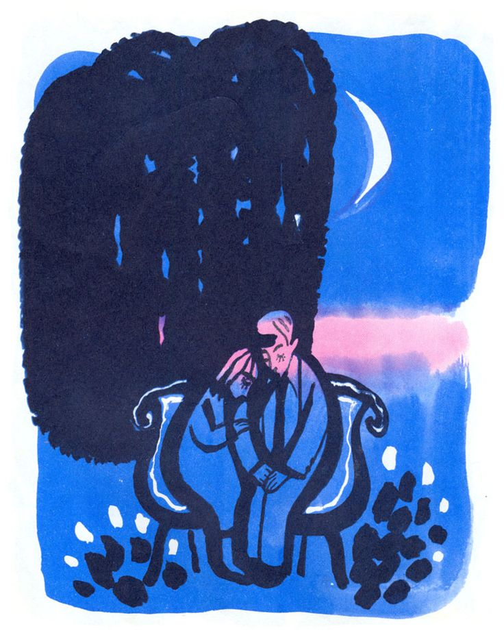 "Май Митурич «Сказки дедушки Корнея» | ""Картинки и разговоры"""