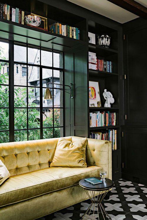 Amazing Alhambra Schwarz und Weiß Küche Möbel Interior Design