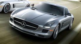2015 Mercedes-Benz SLS Gullwing Lease Special