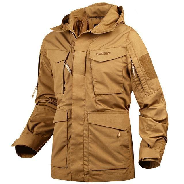 Mens Gents Fleece Jacket Padded Winter Warm Fully Lined Work Jacket Coat