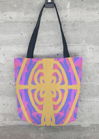 VIDA Tote Bag - RISE AND SHINE by VIDA yKWkfNb