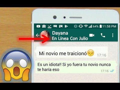 Como Poder Ver El Chat De Tu Pareja De Whatsapp Desde Tu Android 100% Efectivo 2017 - YouTube