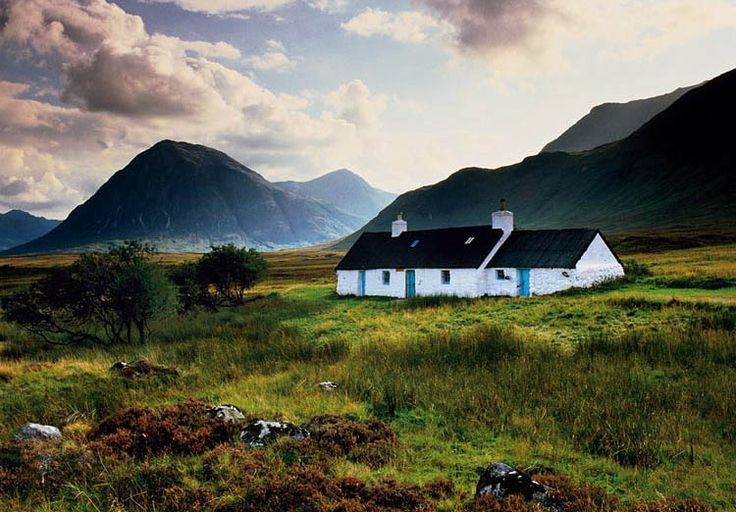 Scotland Highlands | Hierarchy: The Scottish Highlands Reveals the Power of the Human ...