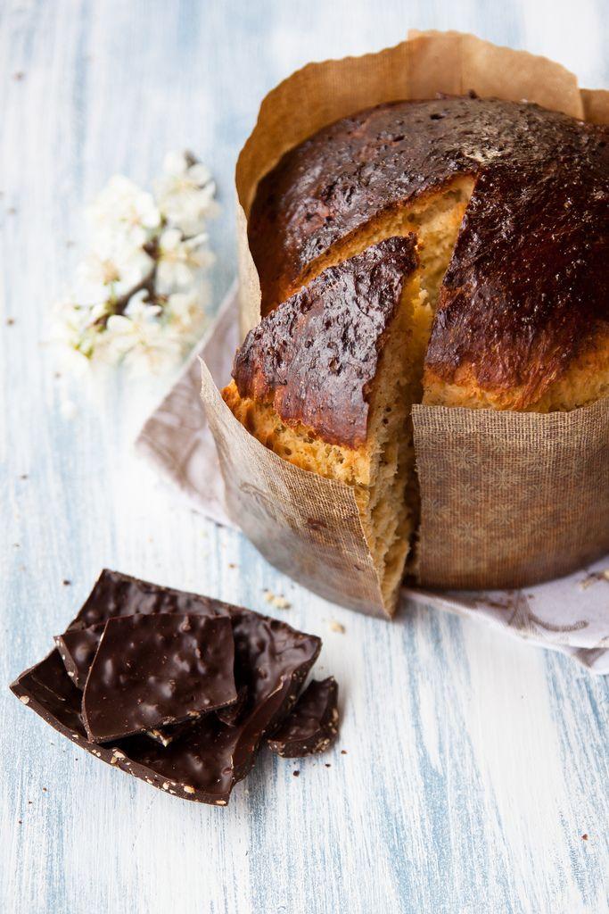 tuscan schiacciata (sweet easter bread)