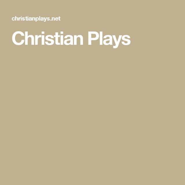 Christian Plays
