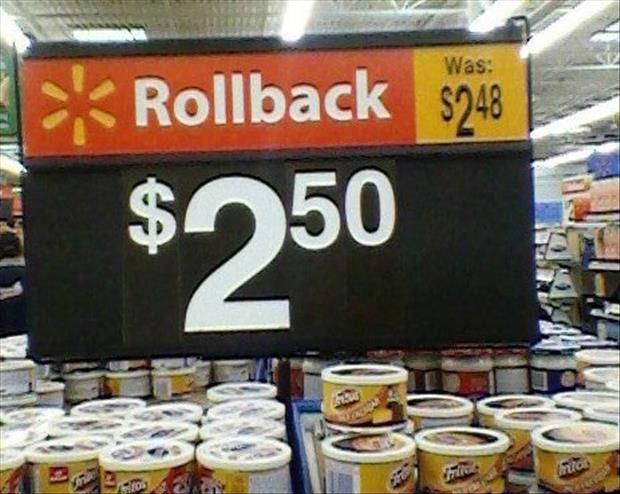 why wal mart is good The rise of wal-mart: is wal-mart good or bad after looking at the way wal-mart functions but why wal-mart claims to provide more jobs to local communities.
