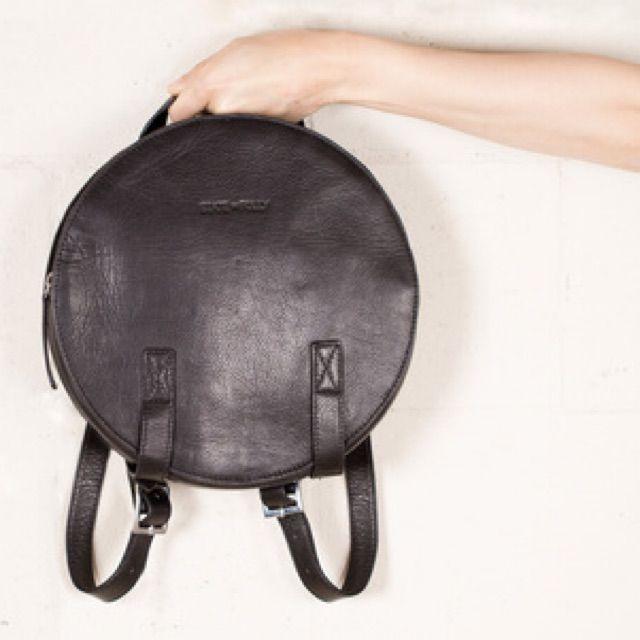 Circle Backpack Black