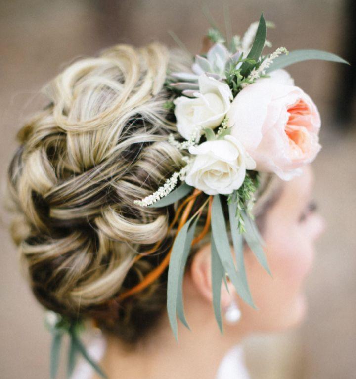Best Wedding Hairstyles : Photo: Bellamint Photography