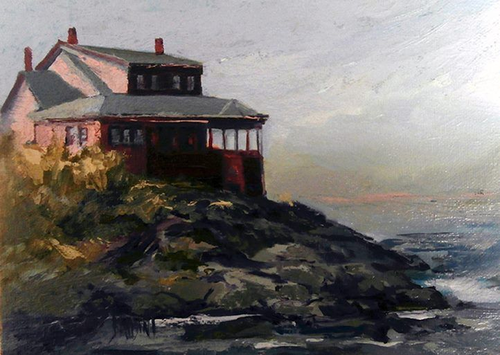 Can you imagine an island where all you have to do is open your tubes of paint and a painting magically appears ? Join me to step back in time on mystical Monhegan Island, Maine. #Monheganisland  http://www.permissiongranted.org/Maine_art_workshop.html or 1800 393-7270