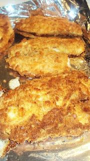 ritz cracker walleye - I want to use this ritz cracker mix on some bakes haddock