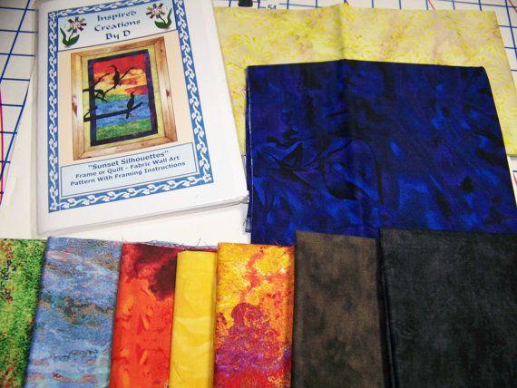 Line Art Quilt Kit : Best art quilt kits images on pinterest easy quilts