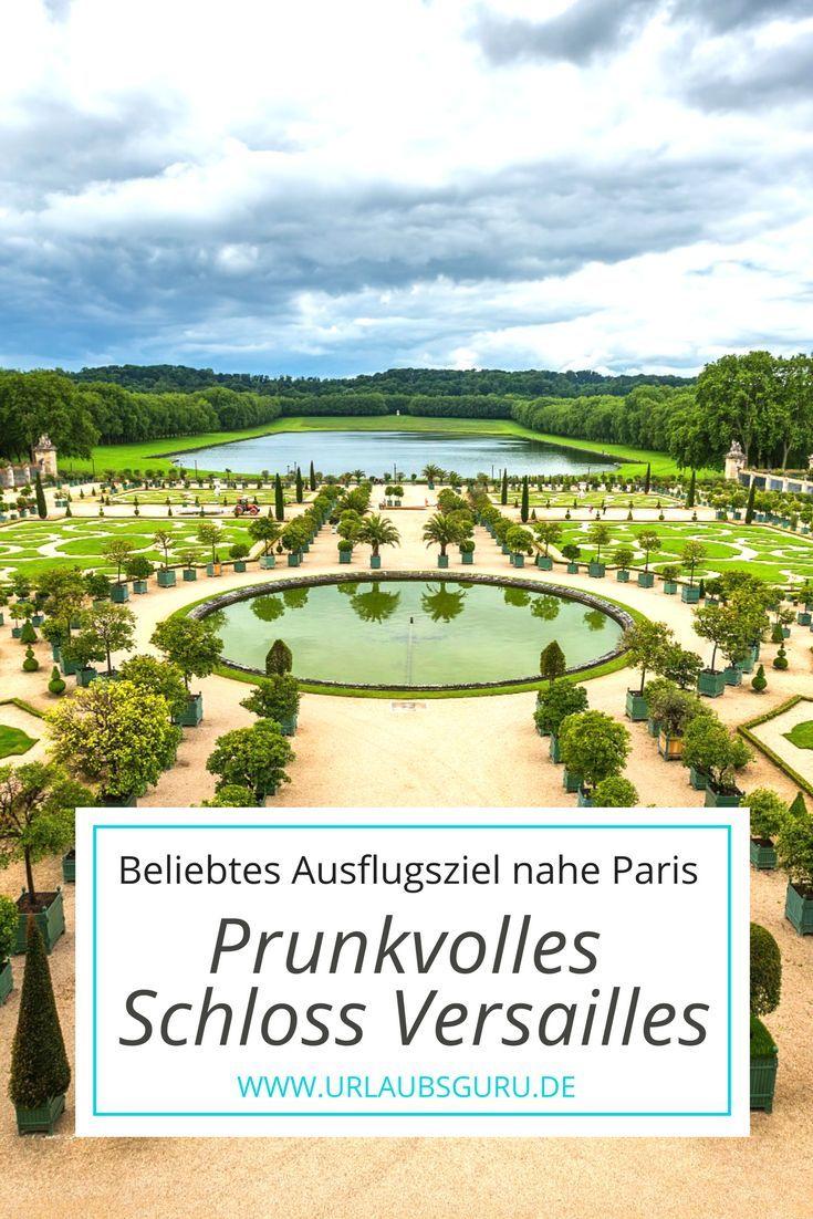 Stunning Das Schloss Versailles ist eine der ber hmtesten Sehensw rdigkeiten Frankreichs Gelegen im sch nen Versailles der
