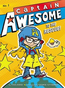 Bad guys beware! Eugene McGillicudy just happens to be the most awesome superhero of all time…Captain Awesome. MI-TEE!Now readers between the...