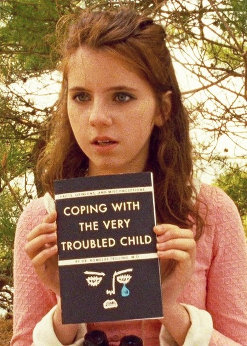 """ even smart kids stick they're finger in electrical sockets sometimes"" -Moonrise Kingdom"