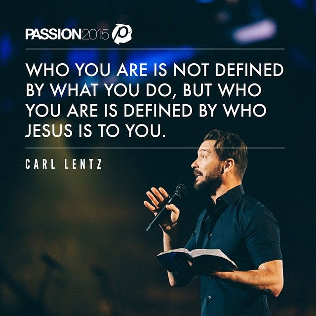 Who else was encouraged to shine their light on their street?! Thank you Carl Lentz for sharing such a strong word at session 3 of #Passion2015. #OccupyAllStreets