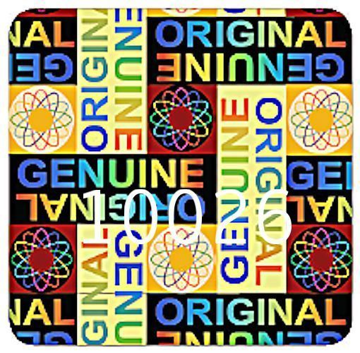 LARGE Security Hologram Stickers, 20mm Square, Genuine Original Warranty Labels  Top Quality Labels, Cheapest & best on eBay! VLV-GEN02