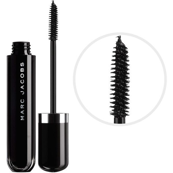 Marc Jacobs Beauty Lash Lifter - Gel Definition Mascara featuring polyvore, beauty products, makeup, eye makeup, mascara, beauty, eyes, cosmetics, curling mascara, voluminous mascara, black mascara, marc jacobs and gel mascara