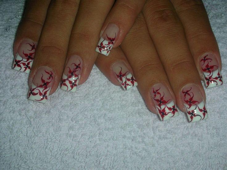 popular nail designs for fall/winter | Fall Creative Nail Designs
