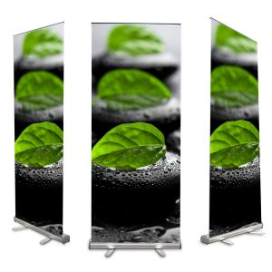 #rollupbanner #design #creative | repinned by www.drukwerkdeal.nl