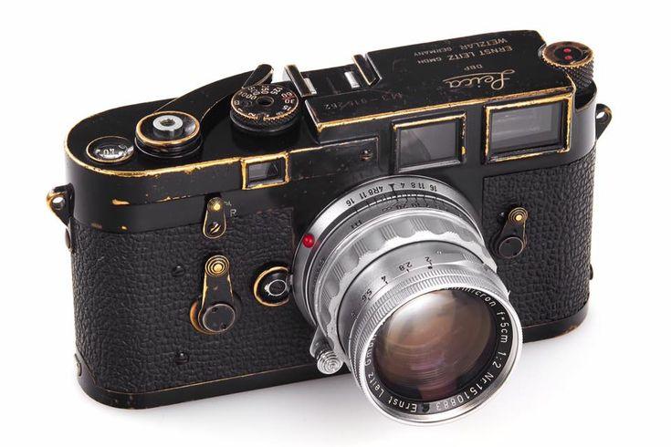 """Historische Leica Raritäten bei der Jubiläumsauktion """"15 Jahre WestLicht – Schauplatz für Fotografie"""" — FOTOCULT MAGAZIN"""