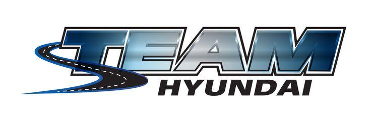 Team Hyundai 2014 Silver Sponsor Buick logo, Hyundai
