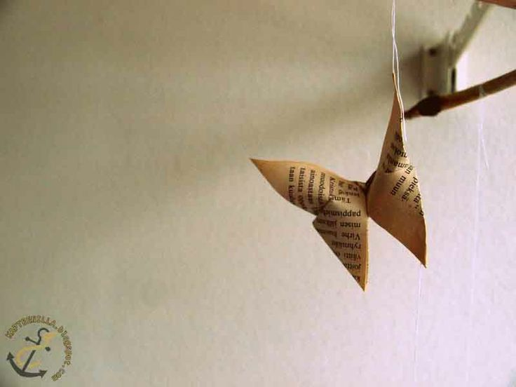 Origami buttlefly