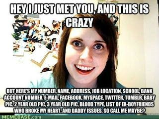 YES! LOL SHE IS I LOVE THE OVERLY ATTACHED GIRLFRIEND!!